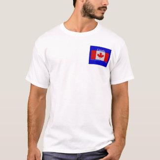 T-shirt Le Canada (poche)