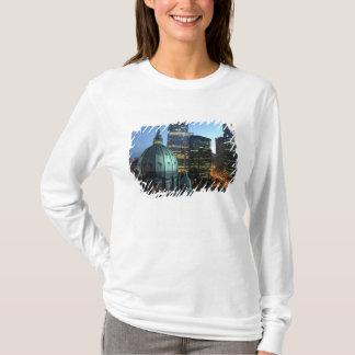T-shirt Le Canada, Québec, Montréal. Montréal du centre,