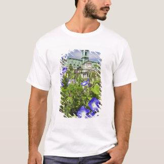 T-shirt Le Canada, Québec, Montréal. Vue de ville hôtel