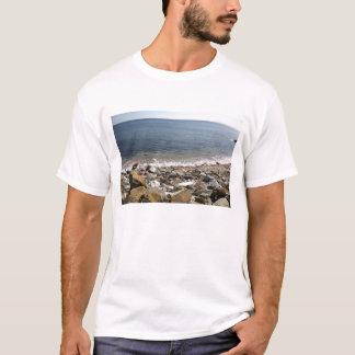T-shirt Le Canada, Québec. PAR L'INTERMÉDIAIRE du train du