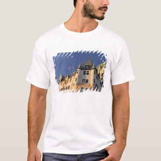 T-shirt Le Canada, Québec, Québec. Château de Fairmont