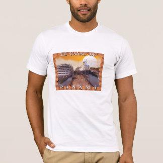 T-shirt Le Canal de panama
