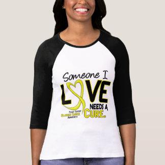 T-shirt Le cancer de la vessie A BESOIN d'un TRAITEMENT 2