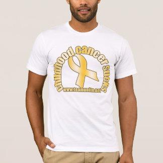 T-shirt Le Cancer d'enfance suce