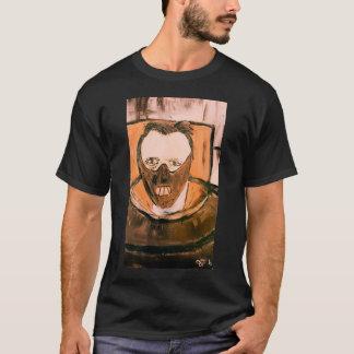 T-shirt Le cannibale
