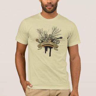 T-shirt Le cannibale Tudors