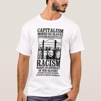 T-shirt Le capitalisme nous fait des esclaves