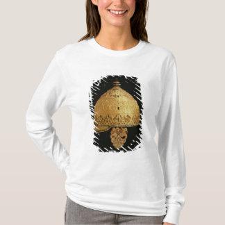 T-shirt Le casque celtique a trouvé chez AGRIS, Charante,