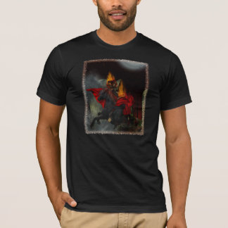 T-shirt Le cavalier