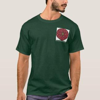 T-shirt Le Celtic mystique de rose noue la chemise 19 (la