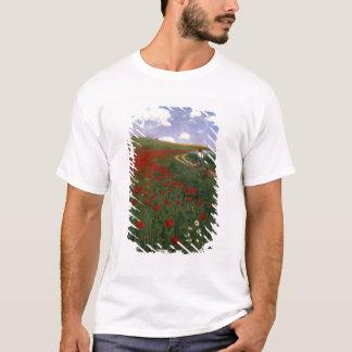 T-shirt Le champ de pavot