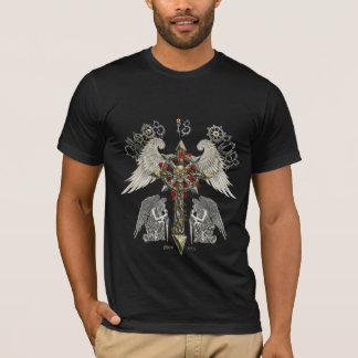 """T-shirt Le chaos est ordre """"l'équilibre """""""