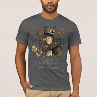 T-shirt Le chapelier fou de Steampunk