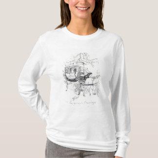 T-shirt Le chariot du chirurgien à St Bartholomews