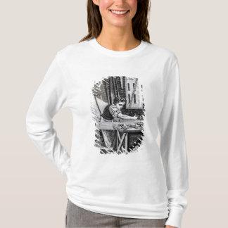 T-shirt Le charpentier