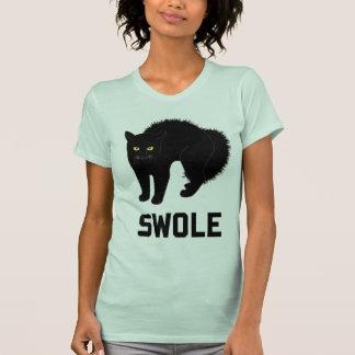 T-shirt Le chat de Swole est chaton Swole