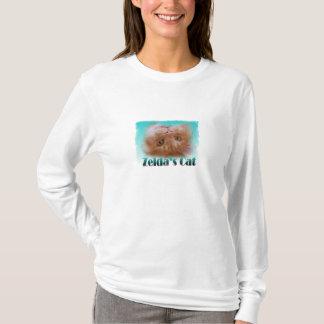 T-shirt Le chat de Zelda