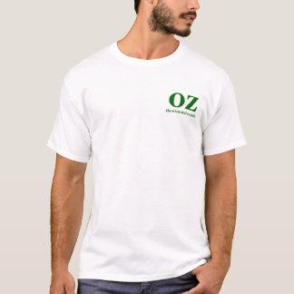 T-shirt Le chat en verre sur votre dos