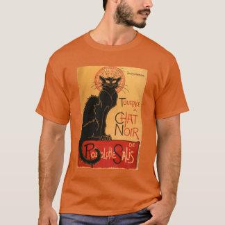 T-shirt Le Chat Noir