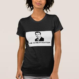 T-shirt Le Cheatinator