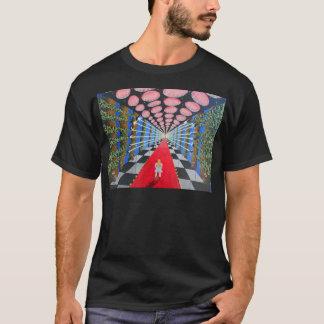 T-shirt Le chemin étroit