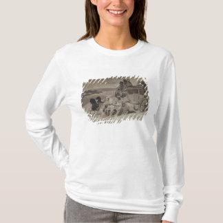 T-shirt Le cheval de péniche