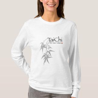 """T-shirt Le Chi de Tai """"soit la pièce en t légère graphique"""