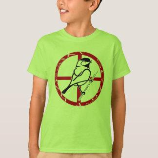 T-shirt Le Chickadee cherokee indique toujours la vérité -