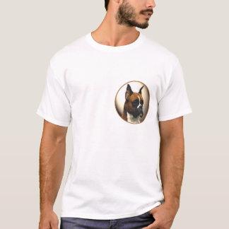 T-shirt Le chien de boxeur