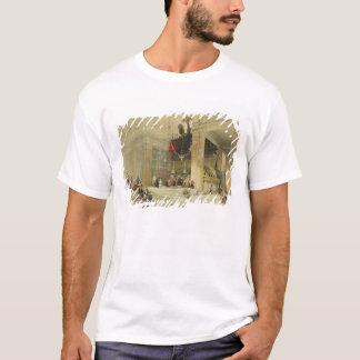 T-shirt Le choeur de l'église de la Ste.Hélène, plaquent