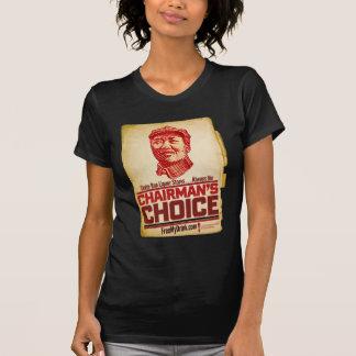 T-shirt Le choix de la Présidente de dames