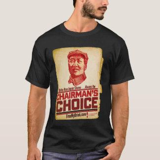 T-shirt Le choix du Président