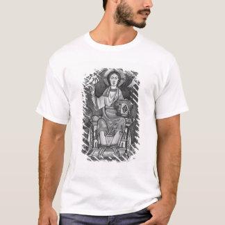 T-shirt Le Christ dans la majesté, d'un Benedictional