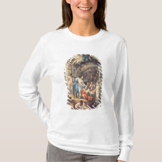 T-shirt Le Christ dans le vide, c.1530-35 (panneau)