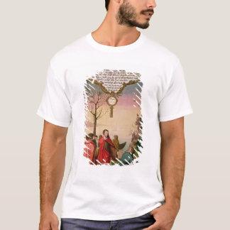 T-shirt Le Christ enseignant ses disciples