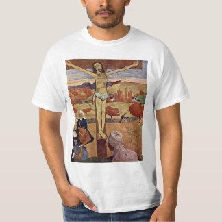 T-shirt Le Christ jaune par Paul Gauguin, beaux-arts