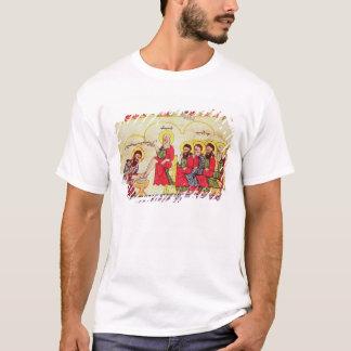 T-shirt Le Christ lavant les pieds de disciples