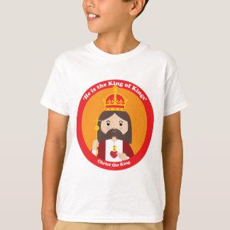 T-shirt Le Christ le roi