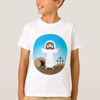 T-shirt Le Christ levé