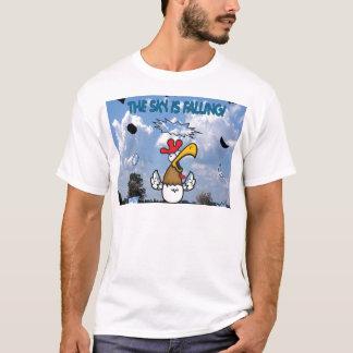 T-shirt Le ciel tombe ! ! !