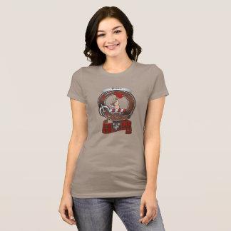T-shirt Le clan de Brodie Badge les femmes