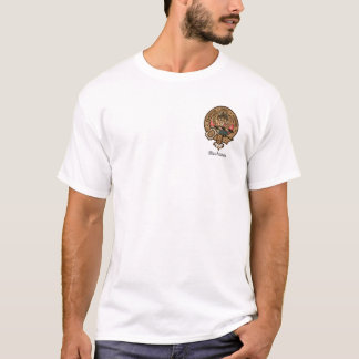 T-shirt Le clan de Buchanan Crest