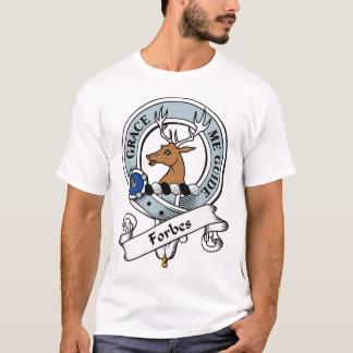 T-shirt Le clan de Forbes Badge