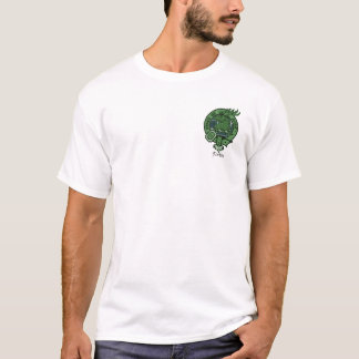 T-shirt Le clan de Forbes Crest