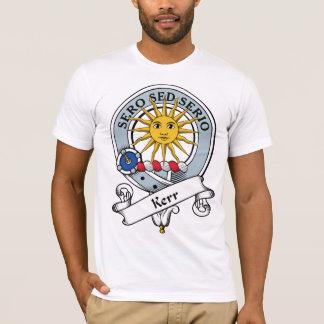 T-shirt Le clan de Kerr Badge