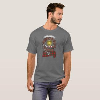 T-shirt Le clan de Kerr Badge l'obscurité adulte