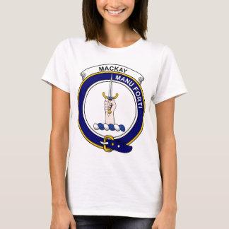 T-shirt Le clan de MacKay Badge