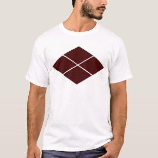 T-shirt Le clan samouraï de Takeda Crest