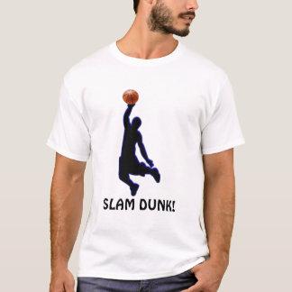 T-shirt Le claquement trempent