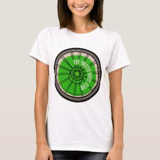 T-shirt Le club tordu de roue